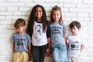 Las mejores camisetas para niños originales