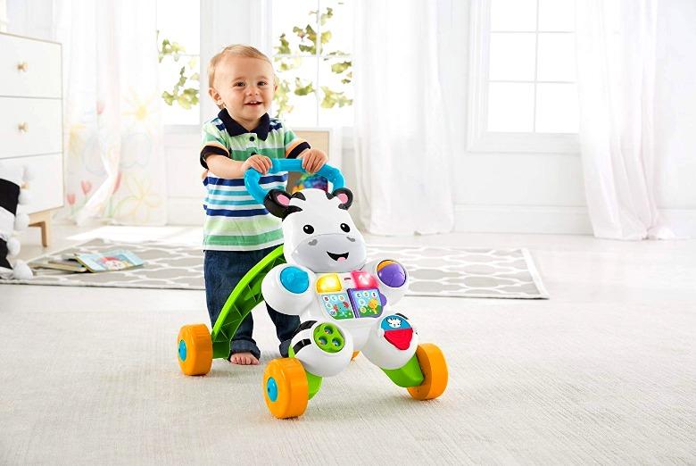 Los mejores correpasillos para bebés